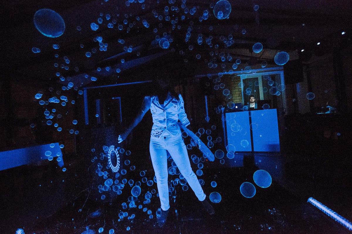 Шоу мыльных пузырей иваново yes show